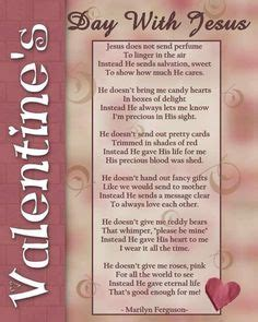 Valentine's Day with Jesus