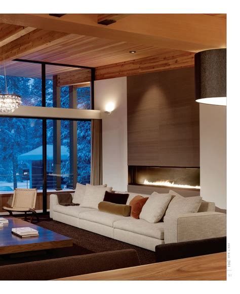 modern living room with fireplace fireplaces simple yet fireplace with flush
