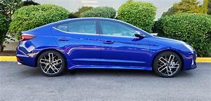 Test Drive  2019 Hyundai Elantra Sport