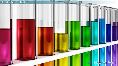 The Arrhenius Definition Of Acids And Bases  Video & Lesson Transcript Studycom