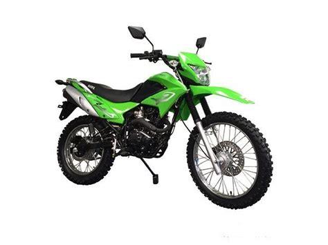 Hawk Dual Sports Enduro 250cc Street Legal Dirt Bike