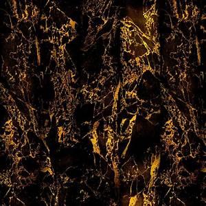 Schwarz Gold Tapete : nlxl piet hein eek tapete marmor schwarz metallic papier 70 cm schwarz 900x48 7 ~ Yasmunasinghe.com Haus und Dekorationen