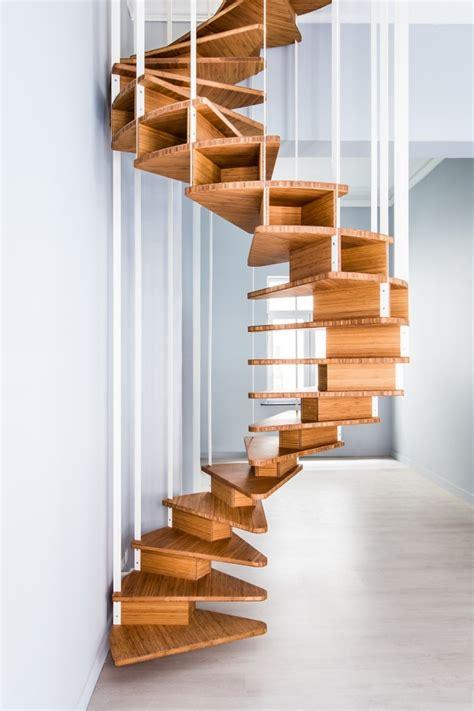 escalier en colimaon bois 60 id 233 es d escalier colima 231 on pour l int 233 rieur et pour l