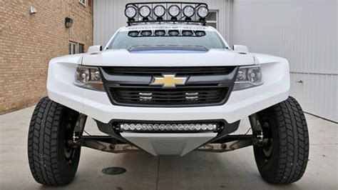 weve    modified chevy colorado