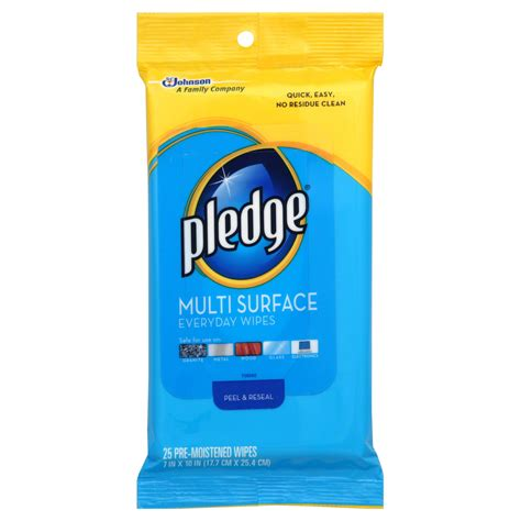 pledge streak  wipes multi surface  wipes