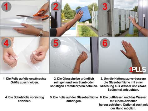 Sichtschutzfolie Fenster Statisch Haftend Anbringen by Fensterfolie Sichtschutzfolie Streifen Optik Folie