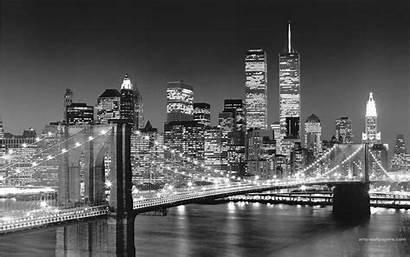 Skyline York Wallpapers Manhattan