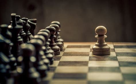 wallpapers chess pawn chess pieces leadership