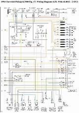 1969 Chevrolet Pick Up Wiring Diagram