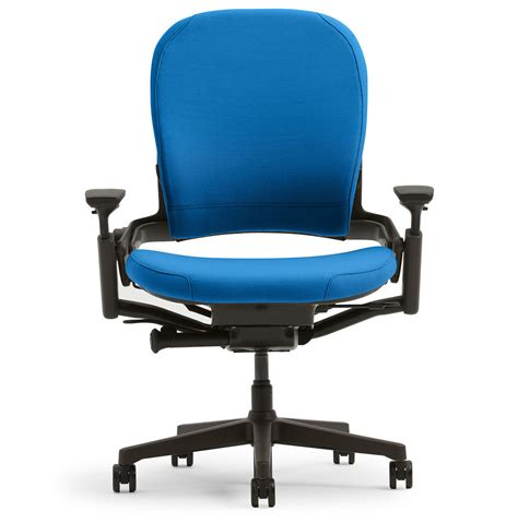 new large steelcase leap plus adjustable desk chair