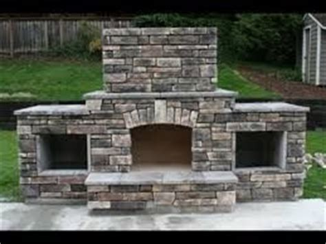 best 25 outdoor fireplace plans ideas on diy