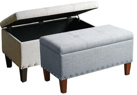sonoma goods for life madison storage bench ottoman 59 99 reg 150 sonoma storage bench ottoman free shipping