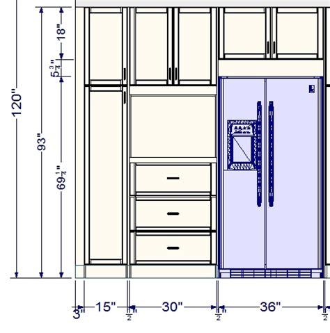 kraftmaid kitchen cabinets specifications kraftmaid tall cabinet specs cabinets matttroy