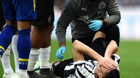 Miguel Almiron could miss rest of Newcastle season after ...