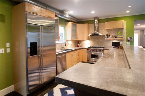 countertop kitchen sink vanderbilt modern kitchen dallas by modern craft 2681