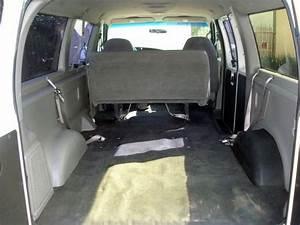 Find Used 2002 Ford E350 Econoline 12 Passenger Van Cargo In Tujunga  California  United States