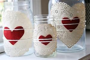 Gläser Verzieren Basteln : basteln mit tortenspitze marmeladengl ser dekorieren u v m ~ Lizthompson.info Haus und Dekorationen