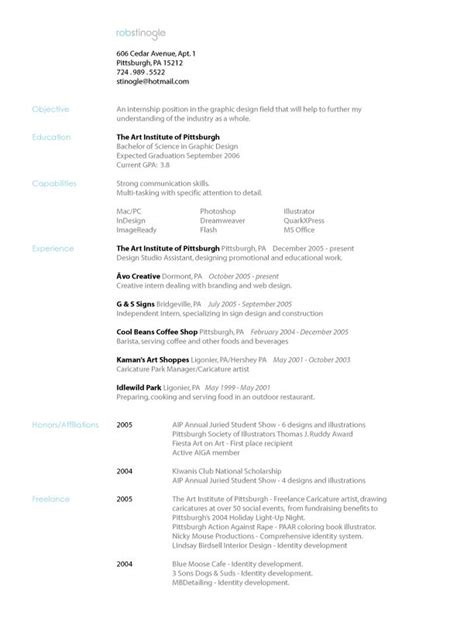Resume Pattern For by 17 Best Images About Resume Patterns On Cool