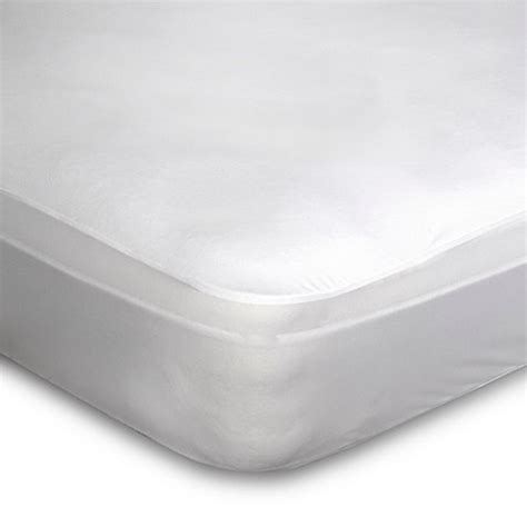 bed bath beyond mattress protector dreamserene 174 tranquility waterproof mattress protector