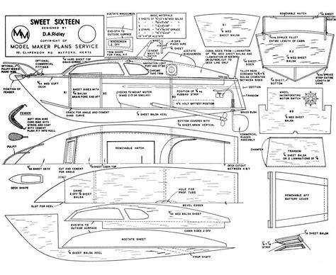 resultado de imagen de homemade model boats  plans