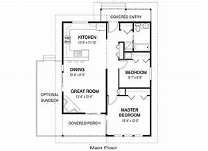 Wooden Cabin Plans Under 1000 Square Feet PDF Plans