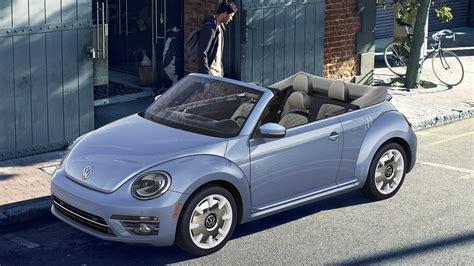 2019 Volkswagen Beetle Convertible Final Edition