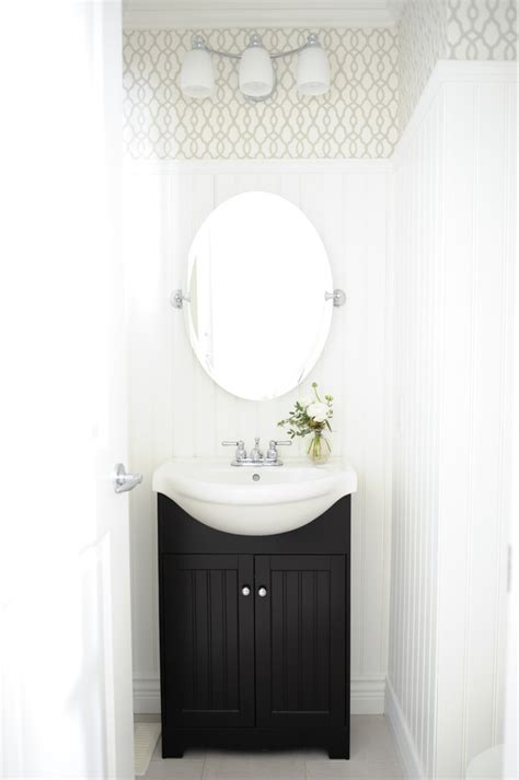 bathroom beadboard ideas small powder room vanities bathroom with blue blue