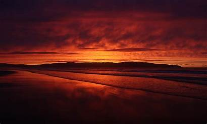 Sunset Beach Backgrounds Dark Background 1540 2560a