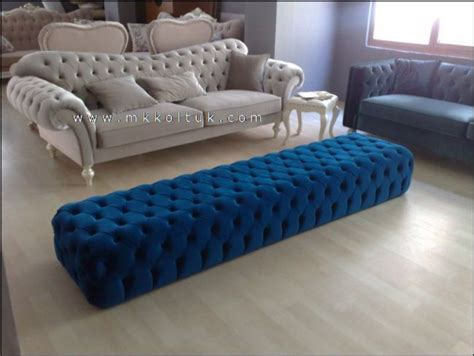velvet chesterfield seat sofa in high quailty