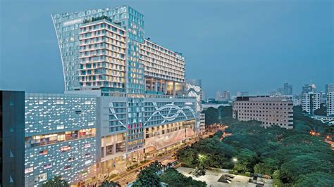 Hotel Jen Orchardgateway - a Kuoni hotel in Singapore