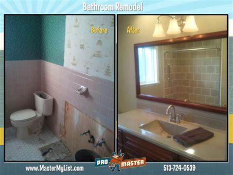 cincinnati bathroom remodelers bathroom remodeling