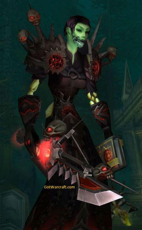 warlock wow warcraft undead transmog pvp warlocks draenor warlords leveling gold gear mists hunter sets pandaria farming guide fun updated