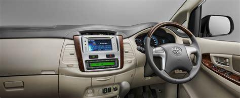 Modifikasi Dashboard Mobil by Modifikasi Audio Toyota Innova Ottomania86