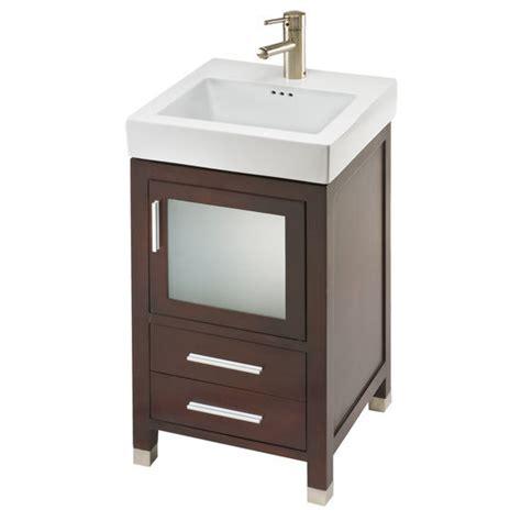 18 bathroom vanity with sink bathroom vanities chelsea 18 one door with frosted