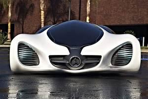 Futuristic Mercedes Benz BIOME Concept
