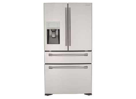Samsung Rf22kredbsr Refrigerator Reviews Consumer Reports
