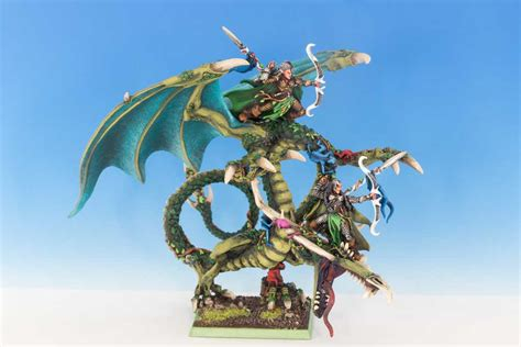 small l sisters of twilight on forest dragon