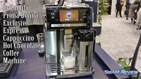 Espresso machines, coffee brewing techniques, coffee grinders, specialty coffee, coffee brewers, manual brewers, coffee brewing tips, and blogging about coffee and equipment. IHHS 2016   DeLonghi Prima Donna Coffee Machine Demo   International Home + Housewares Show ...