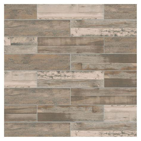 distressed wood flooring montagna wood weathered gray 6inx24in porcelain floor