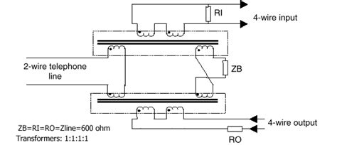 Telephone Wiring Voltage by Telephone Interfacing Circuits