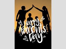 High Five! Happy Parents Day' Day Card Birthday
