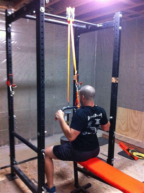 Home Gym - DIY Lat Pull Down - http://amzn.to/2fSI5XT | No ...