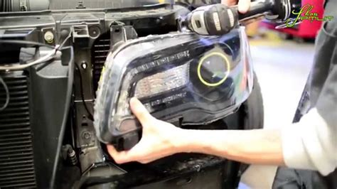 oracle chrysler 300 headlight removal by shoppmlit