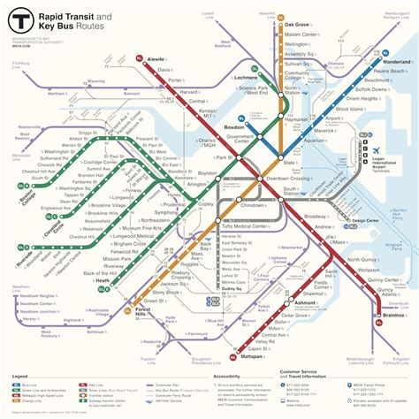 mbta announces winner of map redesign competition boston
