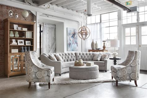 Furniture Row Living Room Groups by Chandelier Sectional Transitional Living Room