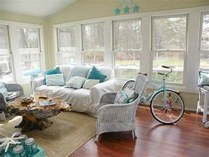 Sunroom, Design, Ideas, For, Optimal, Functionality, And