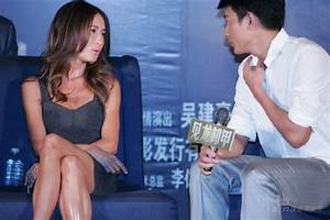 "AndyLauSounds: Maggie Q: ""Andy is Asia's Tom Cruise"""