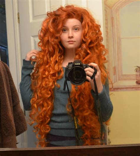 The Making of a Merida cosplay – Brave – Part 2 ...