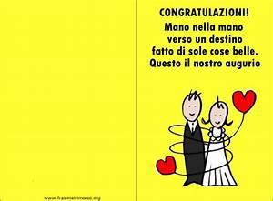Nice Biglietti Auguri Matrimonio Simpatici Da Stampare