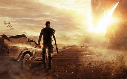 Mad Max Wallpapers Backgrounds Wall Ps4 Pc